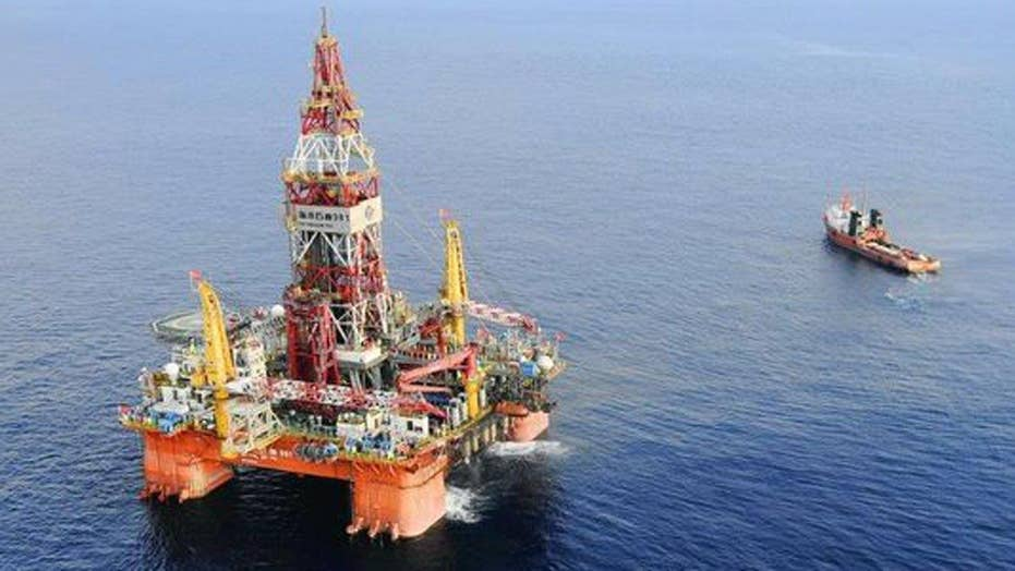 Obama administration to block oil drilling in Atlantic