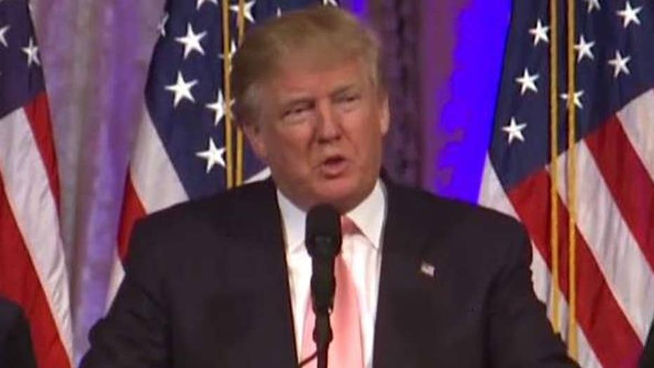 Trump: We're going to win, win, win and we're not stopping
