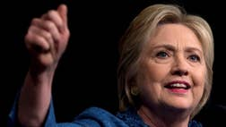 Even as she racks up primary wins, Hillary Clinton is proving herself to be more delusionary than visionary.