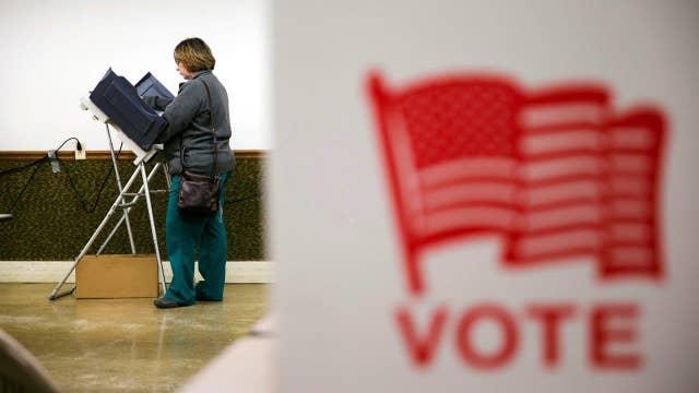 Democrats, Independents vote in Ohio GOP primary