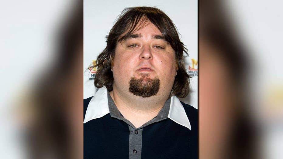 Chumlee's shocking arrest report