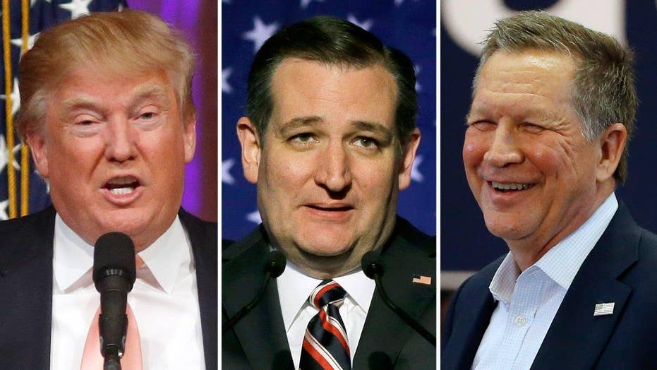 Contested GOP convention could make for strange bedfellows