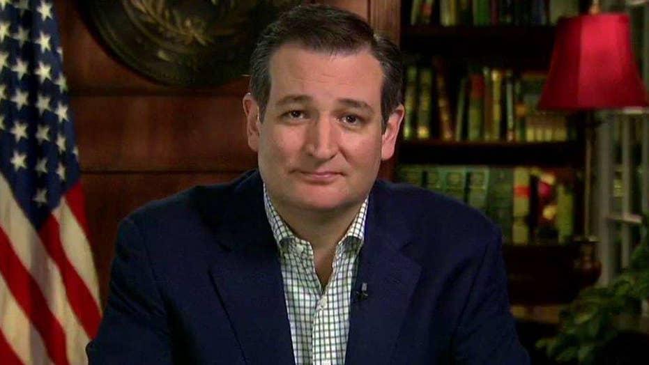 Ted Cruz: Trump is scared to debate