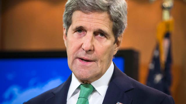 Kerry bows to pressure, labels ISIS atrocities genocide