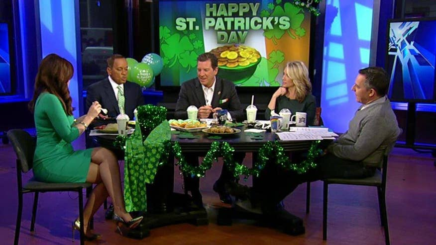 What do people love about St. Paddy's Day?