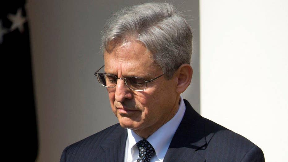 GOP senators refuse to meet with Garland on Capitol Hill