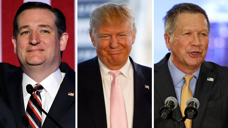 Growing controversy over how GOP nominee will be chosen