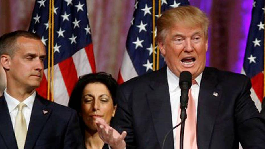 AP: Trump may seek RNC funding for general election campaign