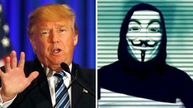 Hacker group releases Trump's cell phone number, social security info