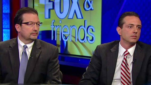 Executives fired from Wounded Warrior Project speak out