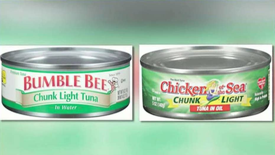 Chicken of the Sea expands tuna recall to over 100,000 cans