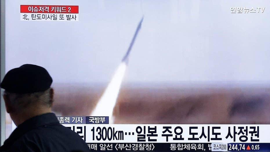 North Korea fires more missiles, despite sanctions increase