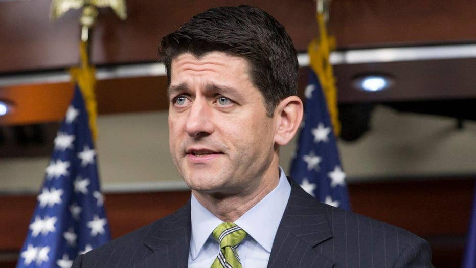 House Speaker Ryan admits contested convention more likely
