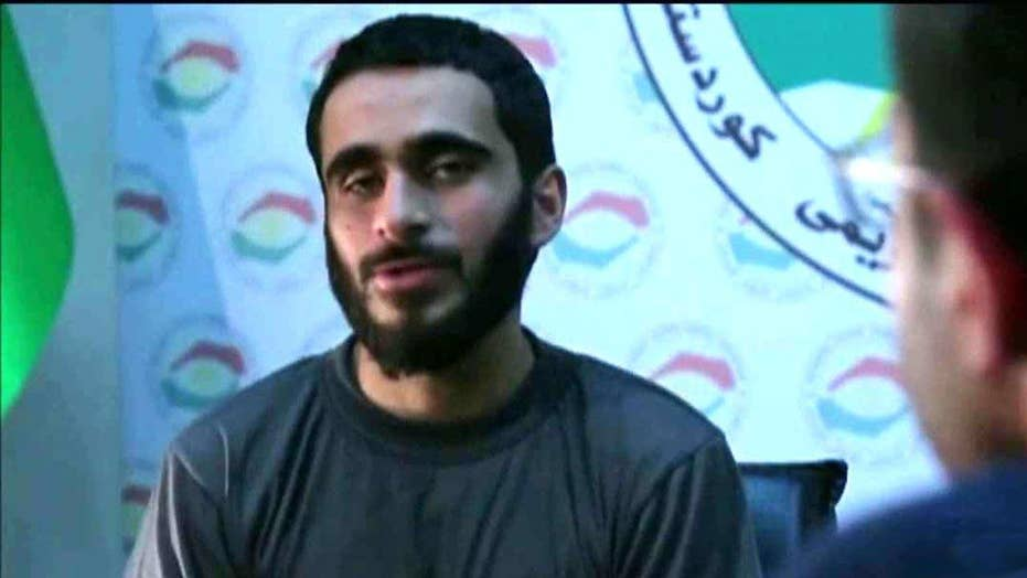 Virginia man says it was a bad decision to join ISIS
