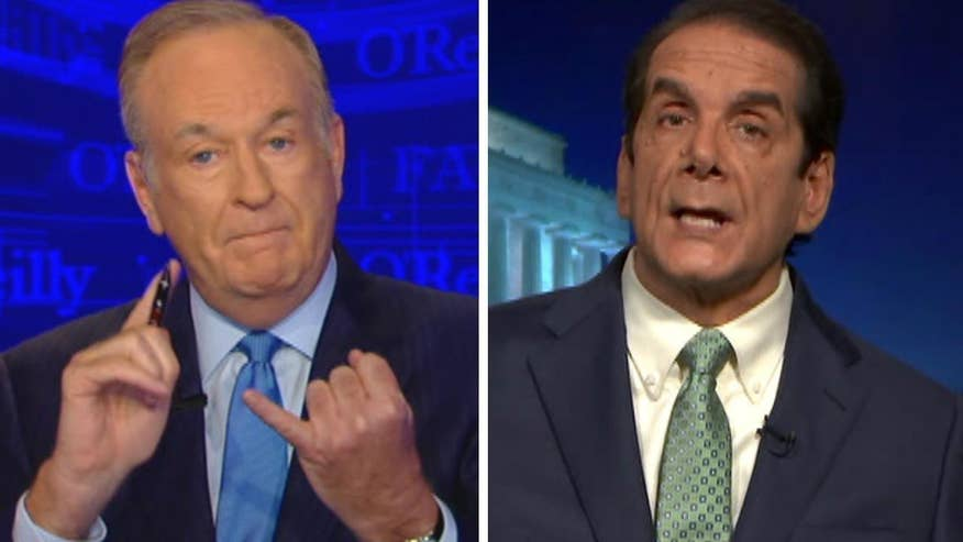 'The O'Reilly Factor': Bill O'Reilly's Talking Points 3/21; Plus reaction from Charles Krauthammer