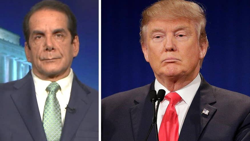 Charles Krauthammer joins 'The O'Reilly Factor' to analyze the GOP frontrunner and the 2016 election