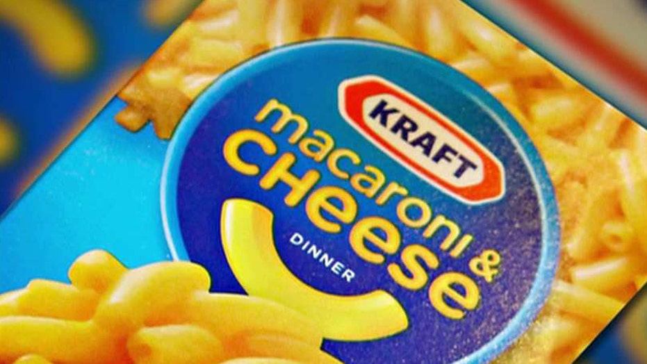 Kraft announces revamp to its classic Mac & Cheese