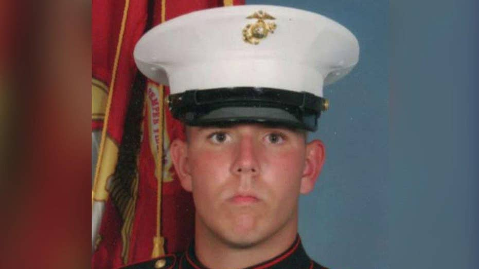 Community mourns Marine killed in ISIS rocket launch in Iraq
