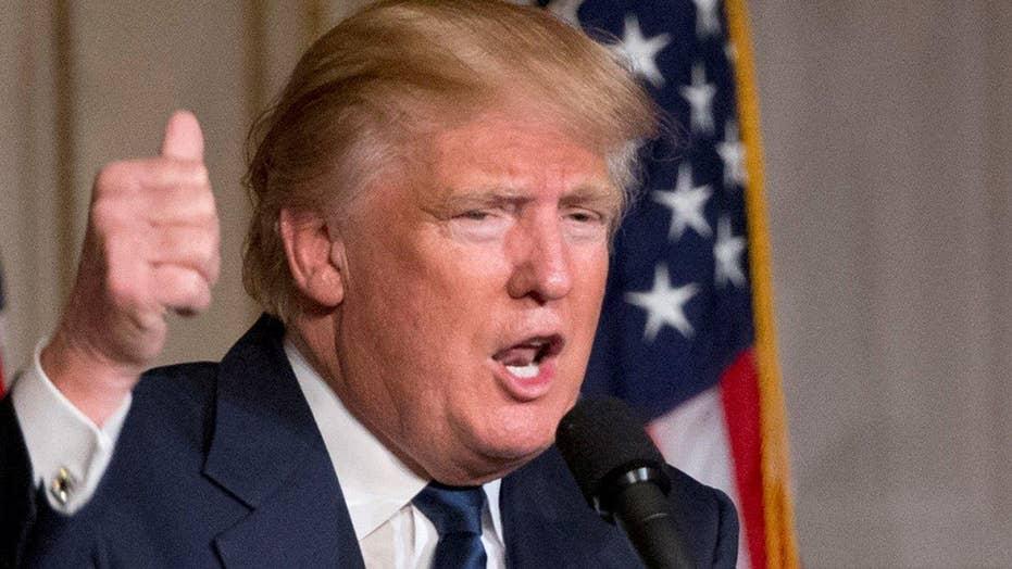 Donald Trump faces skeptical audience at AIPAC