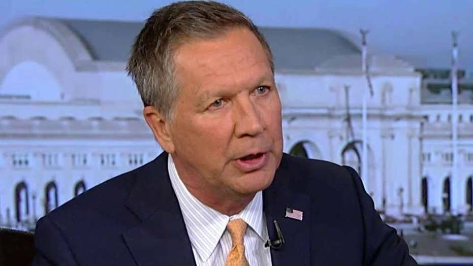 Kasich: Convention will pick someone who can beat Hillary