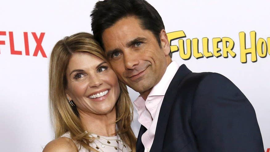 In the Zone: Lori Loughlin talks 'Full House' reboot and her mission to help women in Africa