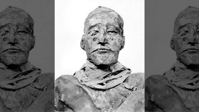 Secrets of Pharaoh's gruesome death revealed