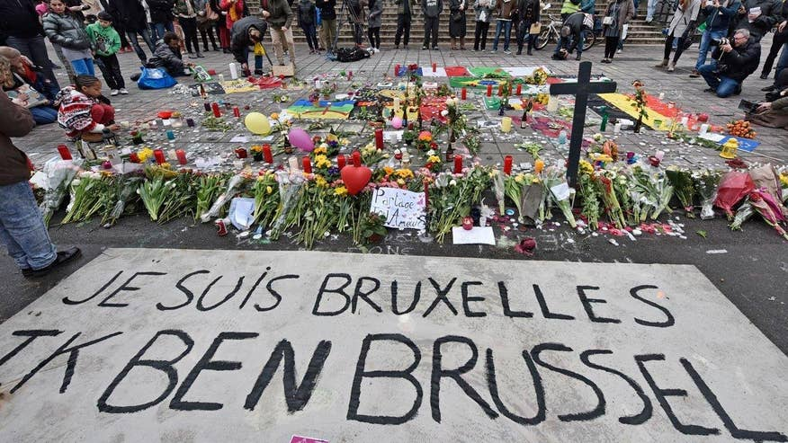 Brussels remains on its highest terror alert level with word from the government that several terror suspects could still be on the loose