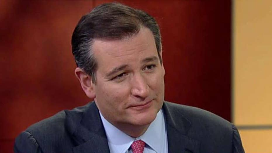 Sen. Ted Cruz: As president I will utterly destroy ISIS