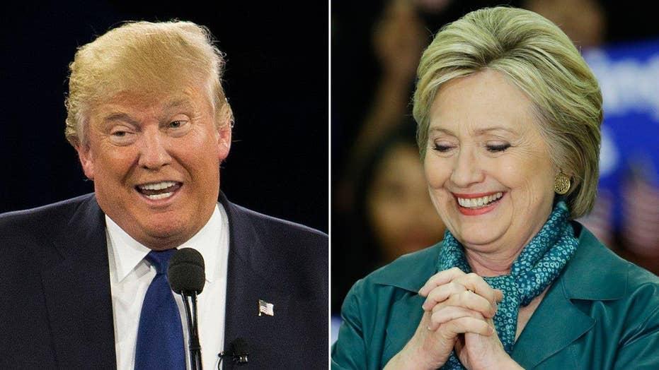 Hillary Clinton, Donald Trump win Arizona primary
