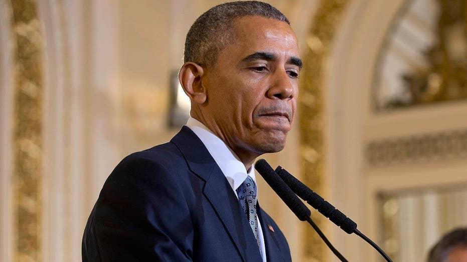 Greta: A plea to Pres. Obama - come home