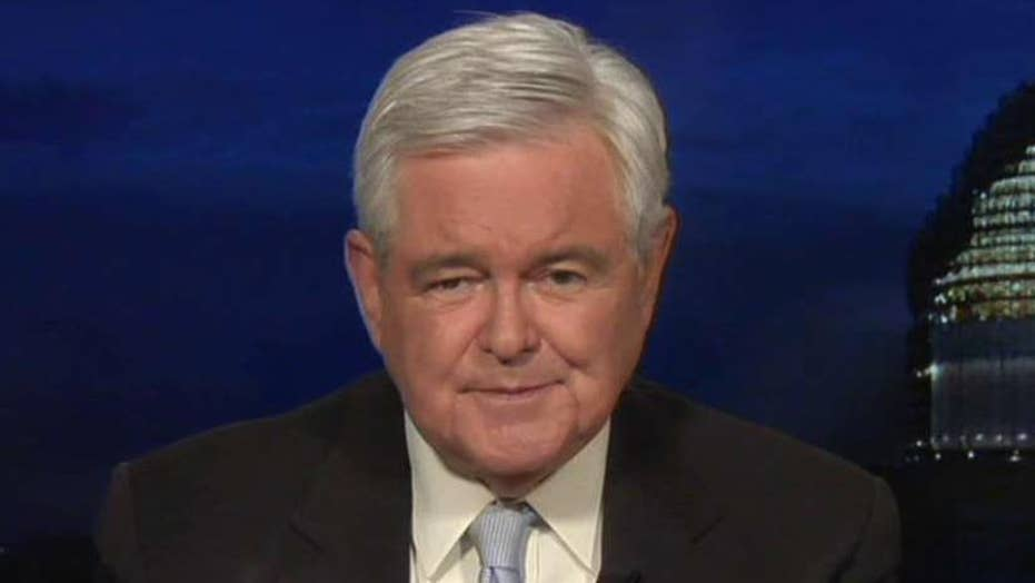 Gingrich: When will our leaders realize we are at war?