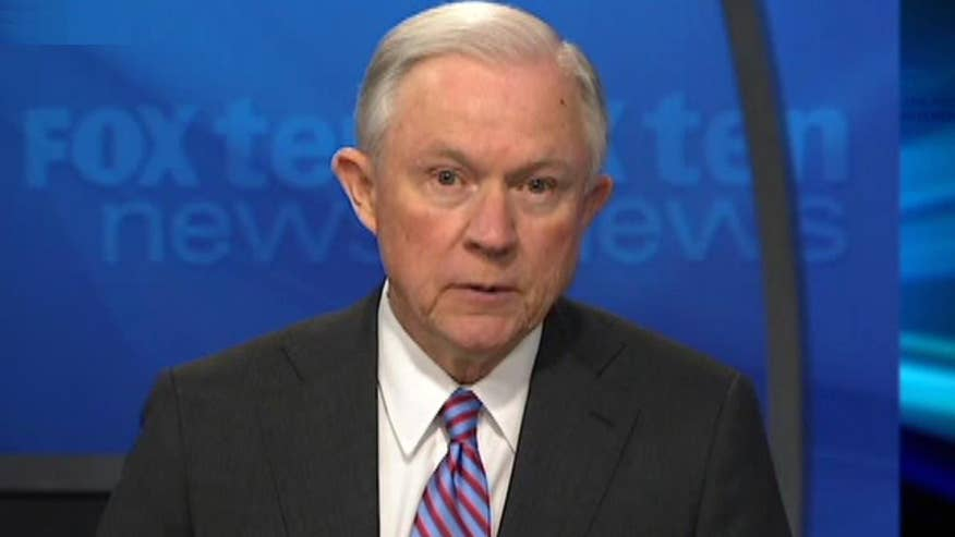 Trump foreign policy adviser Sen Jeff Sessions goes 'On the Record' on political correctness and Pres. Obama and the left's refusal to say 'radical Islam,' Donald Trump's grasp of international policy and more