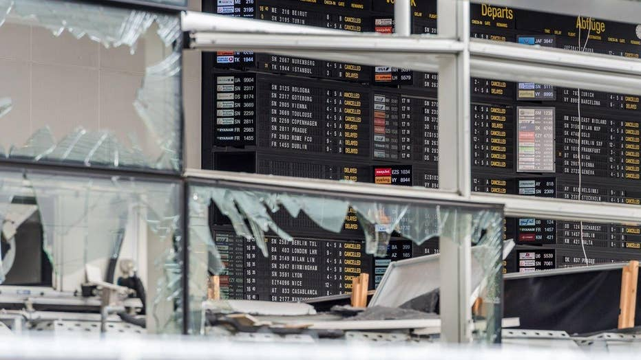Report: Fifth suspect wanted in deadly Brussels attacks