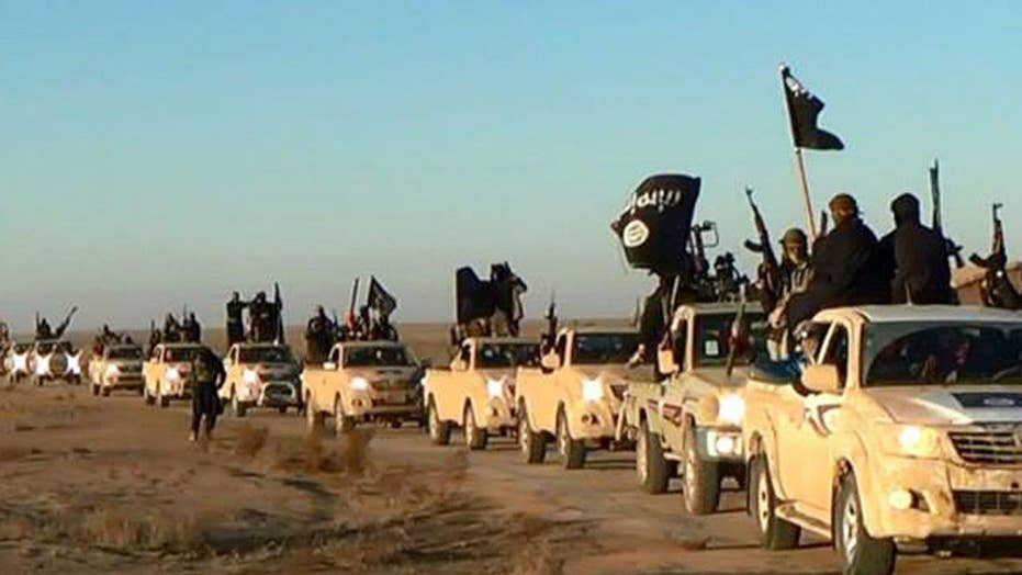 Report: ISIS has trained 400 operatives to target Europe