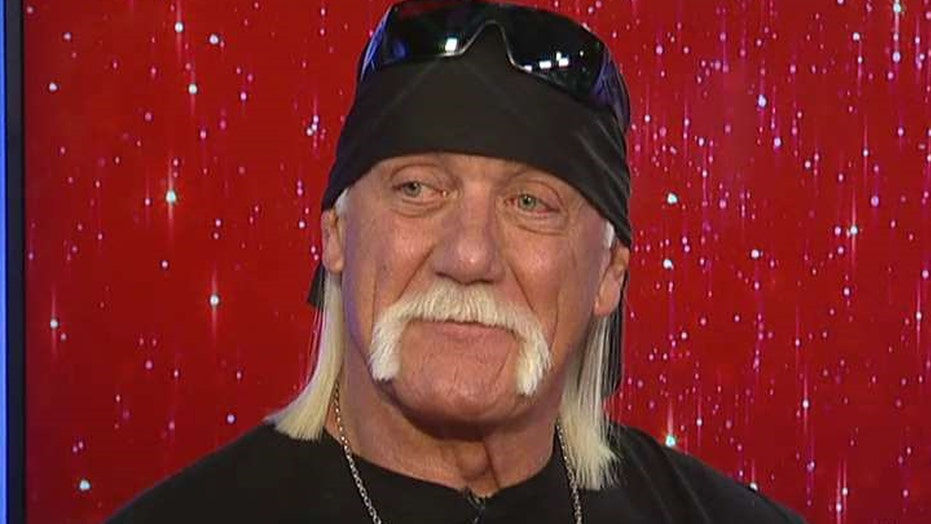 Hulk Hogan talks to FOX411: 'I'm not a racist'