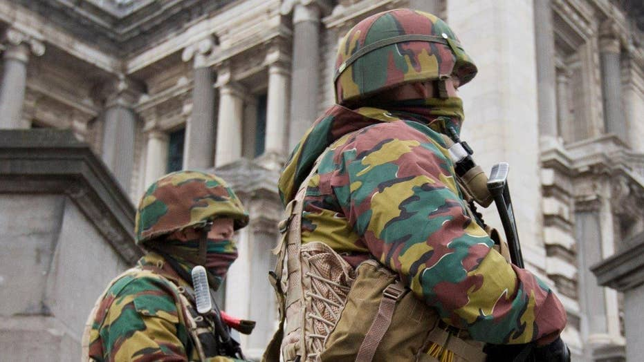 Investigators discover links between Brussels, Paris attacks