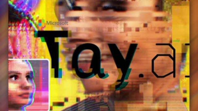 Microsoft yanks Tay 'chatbot' after trolls teach it racism
