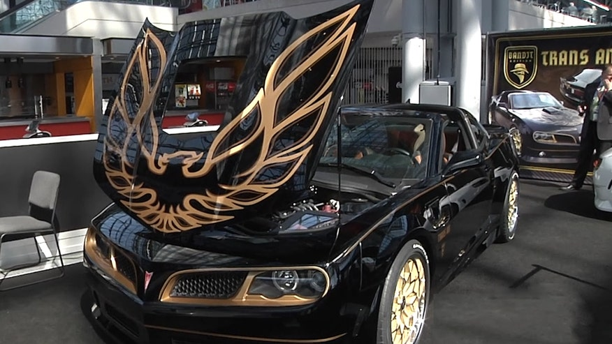 Trans Am Worldwide has resurrected an American classic in the form of a modern muscle car.