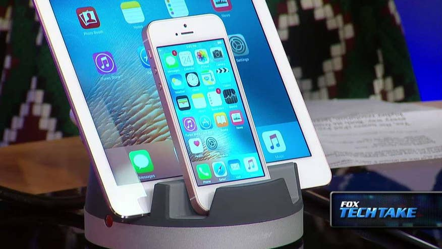 Tech Take: Tech expert Katie Linendoll shares her take on the surprisingly smaller iPhone SE and new iPad Pro