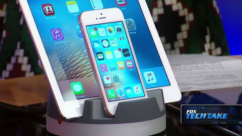 Is the iPhone SE a 'half-step' forward for Apple?