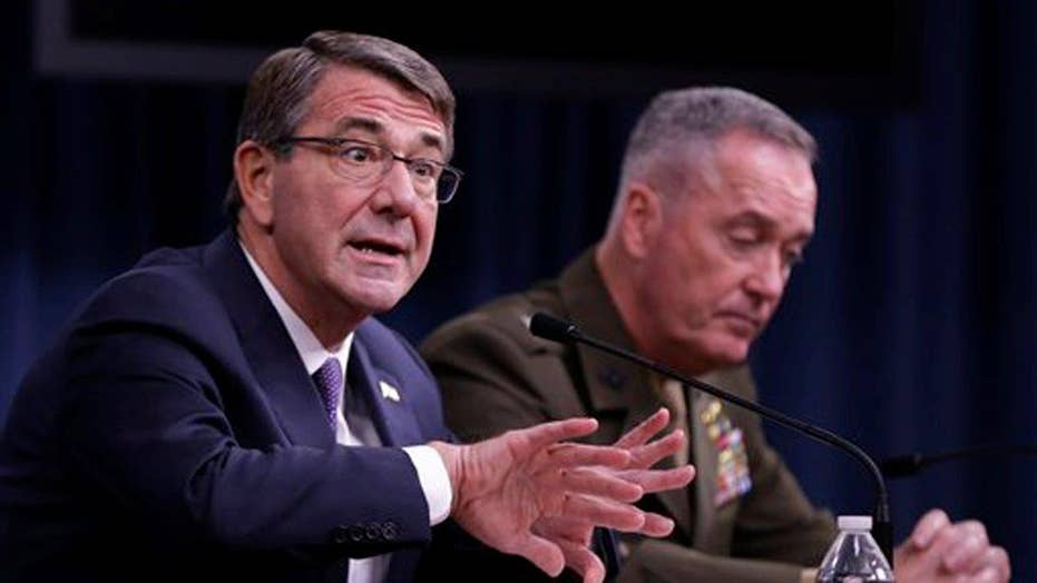 US military continues to erode the leadership of ISIS