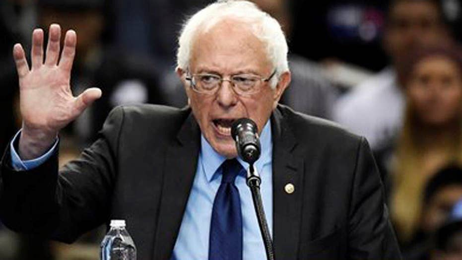 Eric Shawn reports: A Sanders Saturday