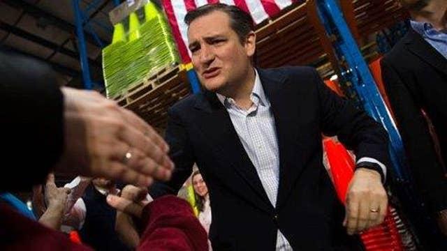 Cruz denounces Enquirer 'smear'