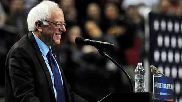Sanders wins big in Washington, Alaska and Hawaii