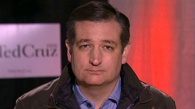 Ted Cruz: Wives and families should be off-limits