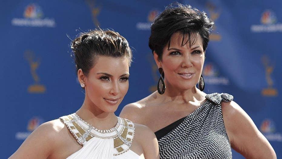 Did mom push Kim Kardashian sex tape?