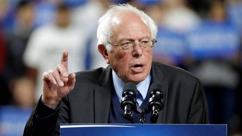 Sanders eyes Wisconsin after Saturday sweep