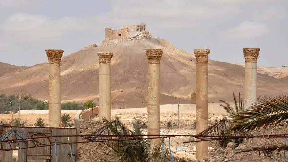 What recapture of Palmyra means for fight against ISIS