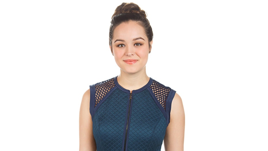 Hayley Orrantia Says Her 'Goldbergs' Cast is Like Her Family