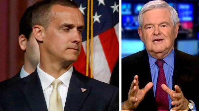 Gingrich sounds off about Trump campaign manager controversy